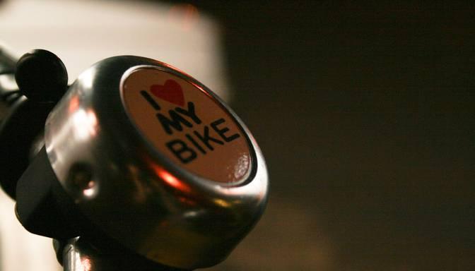 Atpazīsti savu velosipēdu? Ej pakaļ!