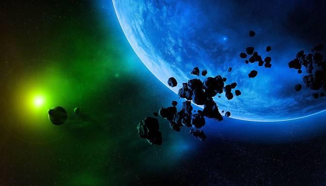 Zemei tuvojas 20 metrus liels asteroīds