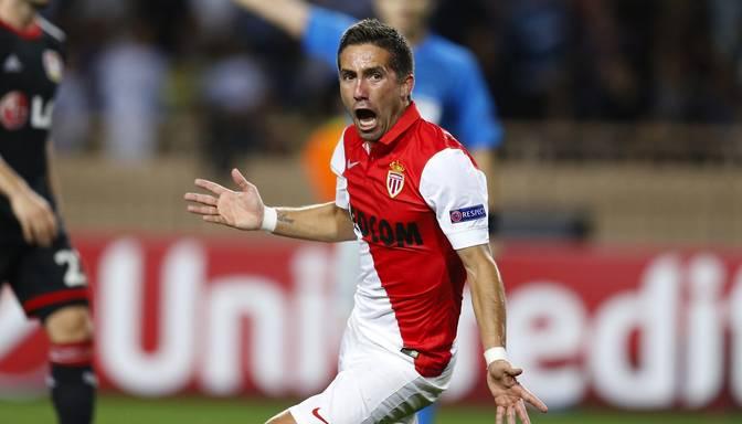 "VIDEO: ""Monaco"" uzvar ""Bayer"" 1:0, vārtus gūst Žoao Mutinju"