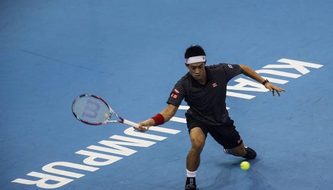 "Kei Nišikori uzvar ""Malaysian Open"" tenisa turnīrā"