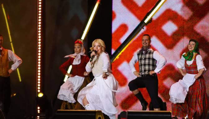 "Pārcelti Olgas Rajeckas ""Buramdziesmu"" koncerti"