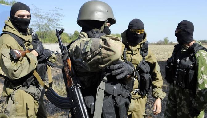 Nacionālboļševiki no Ludzas karo pret Ukrainas armiju