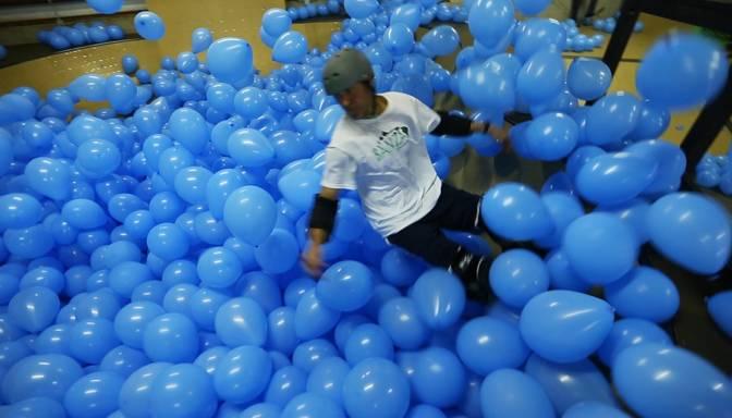 Skeito cauri 5001 balonam