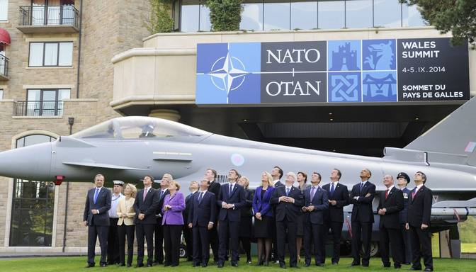 NATO samita apkopojums