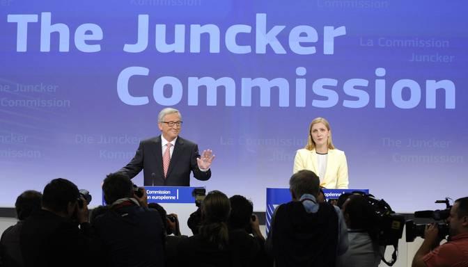 Eiroparlaments trešdien balso par jauno Eiropas Komisijas sastāvu