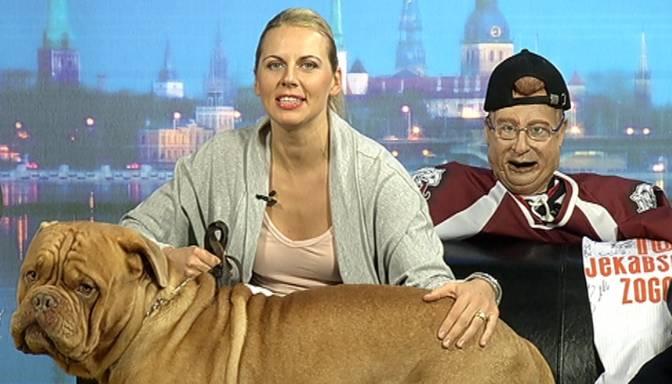 Overtime TV: dāmas – Anete Jēkabsone un Beate Klipa