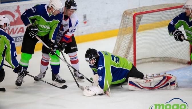 HK Mogo ar 6:0 pārliecinoši uzvar Jelgavas Zemgale/LLU