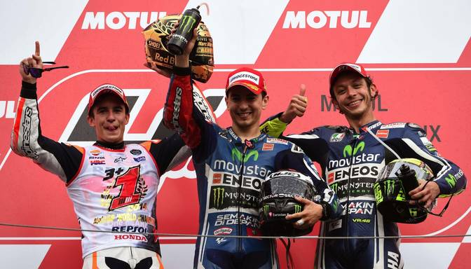 MotoGP: Lorenco uzvar Japānas Grand Prix, Markess izcīna titulu