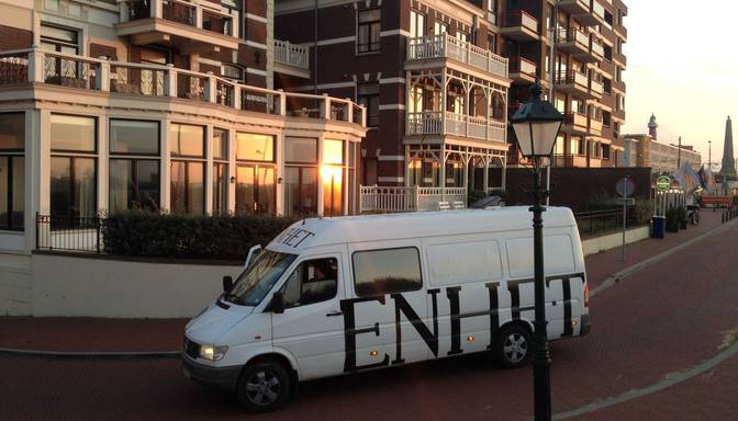 Enhet noslēgs Eiropas turneju ar koncertu Cēsīs