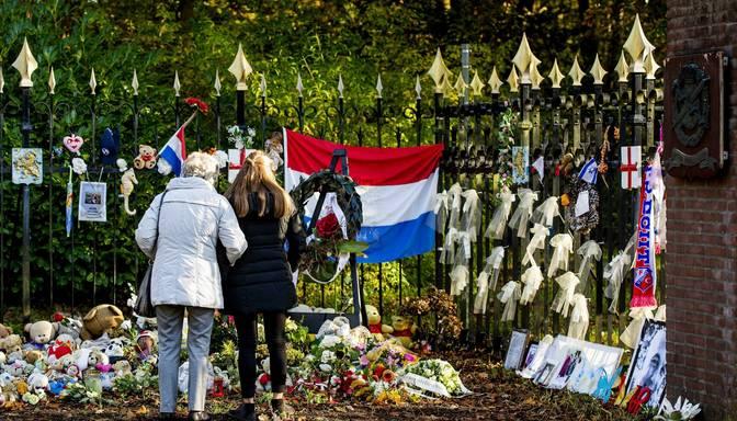 Nīderlandē piemin Malaysia Airlines katastrofas upurus