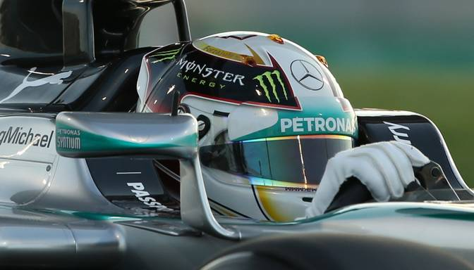 Luiss Hamiltons: Es neklausos, ko saka Rosbergs