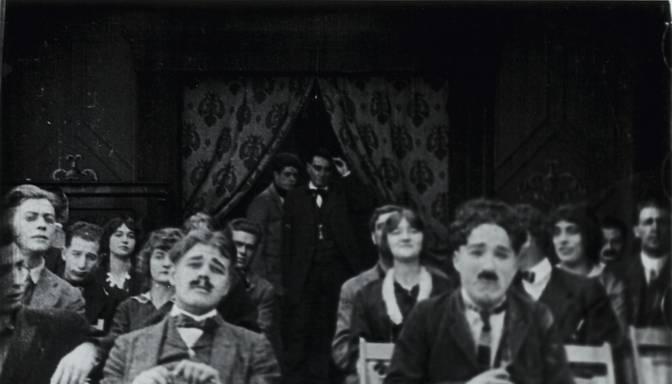 Splendid Palace izrādīs programmu Kino 1914
