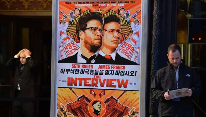 Holivudas zvaigznes nopeļ Sony lēmumu neizdot filmu The Interview