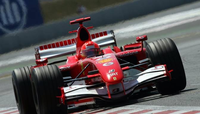 Ferrari 10 gadi – no Mihaela Šūmahera līdz Sebastianam Fetelam