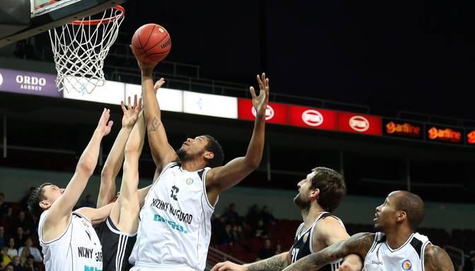Bagatska Nizhny Novgorod VTB līgas mačā uzvar Krasnojarskas Enisey