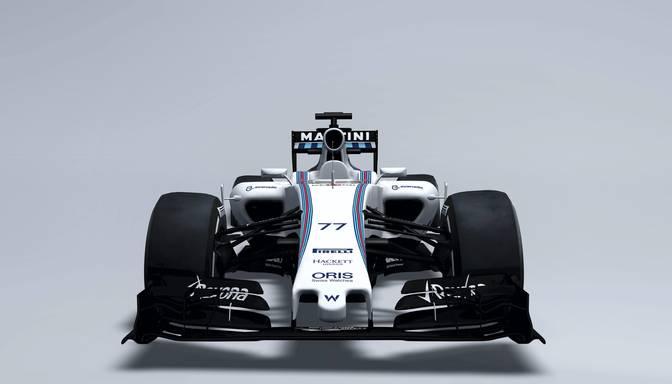 Williams F1 komanda parāda savu jauno FW37 formulu