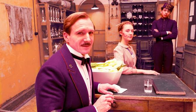 BAFTA nominācijās dominē filma The Grand Budapest Hotel