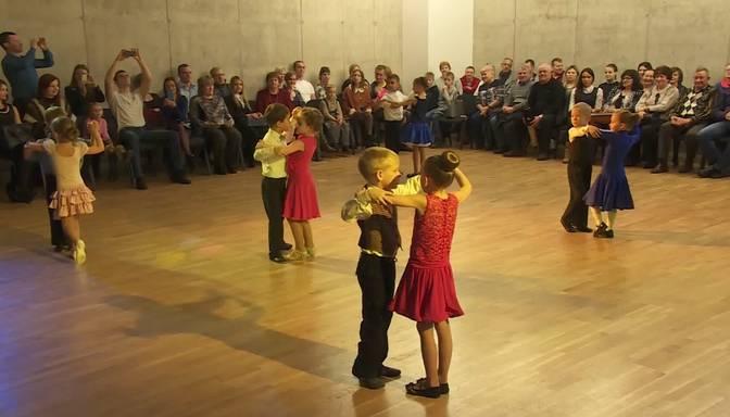 No Latgales nāk labākie sporta deju čempioni
