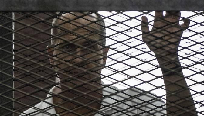 Ēģipte deportēs Pēteri Gresti