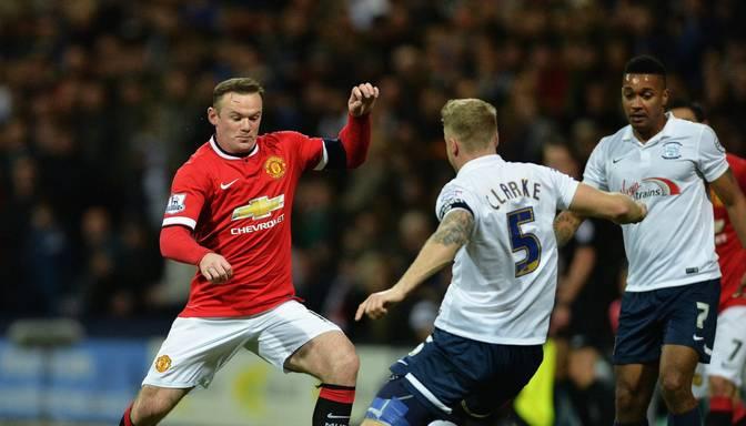 Manchester United Anglijas kausā uzvar Anglijas pirmos čempionus Preston North End
