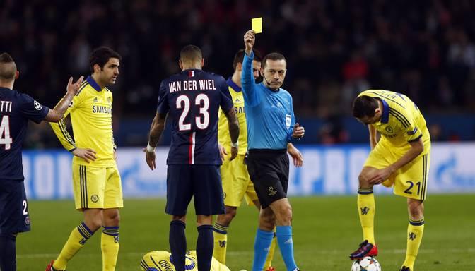 UEFA Čempionu līgā PSG ar Chelsea un Shakhtar ar Bayern spēlē neizšķirti