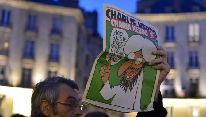 ASV izrādīs franču dokumentālo filmu par Charlie Hebdo