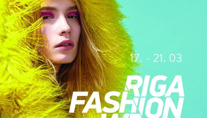 Jaunie dizaineri uz Riga Fashion Week podija