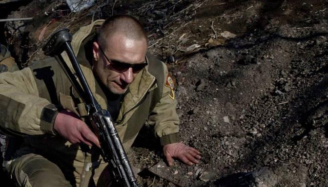 Separātisti turpina apšaudīt Ukrainas pozīcijas