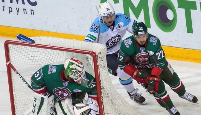 Ak Bars hokejisti kvalificējas Gagarina kausa izcīņas finālam