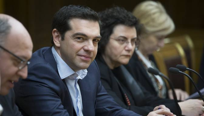 Grieķijai dod sešas dienas refomu apstiprināšanai