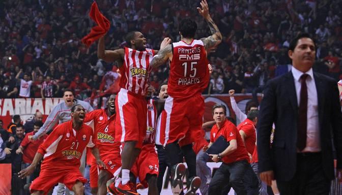 Eirolīgas Final Four pusfinālā CSKA tiekas ar Olympiacos un Real ar Fenerbahce