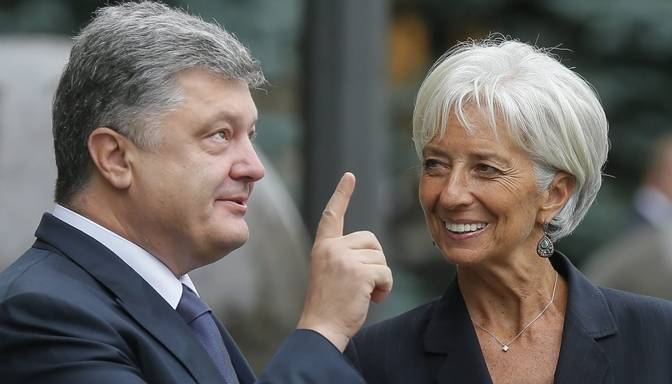 Ukrainas reformas pozitīvi pārsteigušas starptautiskos aizdevējus, atzīst Lagarda