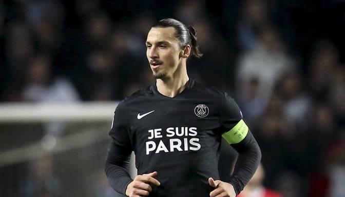 Čempionu līgā Ibrahimovičs un PSG sagrauj Malmo