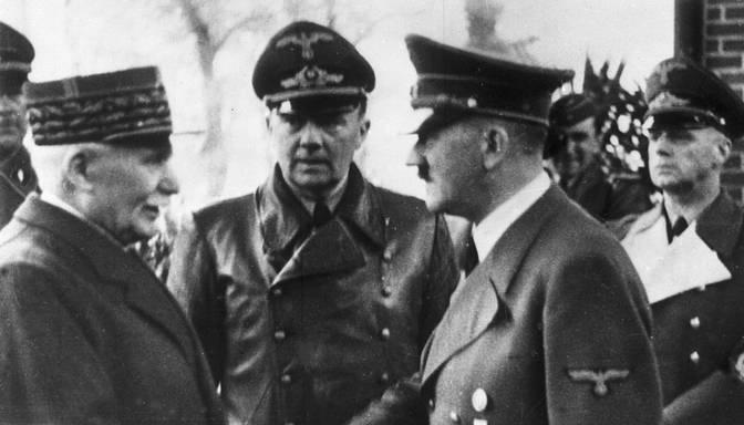 Francija atver nacistu laika arhīvus