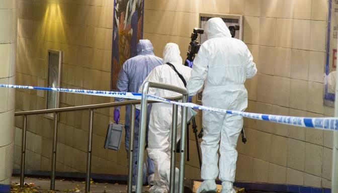"Londonā noticis ""terorisma incidents"" – metro sadurti cilvēki"