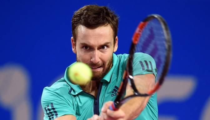 Gulbis pārvar Roterdamas ATP World Tour 500 sērijas tenisa kvalifikācijas pirmo kārtu