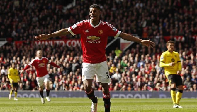 "VIDEO: Manchester United brīnumbērns turpina ""bombardēt"""