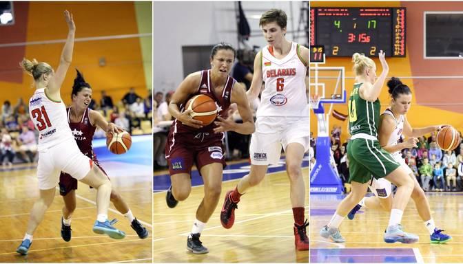 Latvijas izlases basketboliste Rozenberga pievienojusies Beļģijas komandai