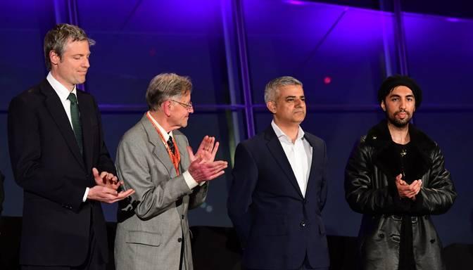 Par Londonas mēru pirmo reizi kļuvis musulmanis