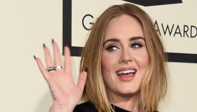 FOTO: Adele filmēsies Holivudas filmā