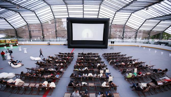 Cinamon Vasaras kino Jūrmalā