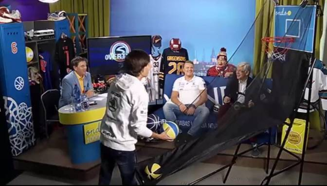VIDEO: rallists Sirmacis dodas iekarot Overtime grozu