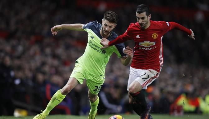 "VIDEO: Ibrahimovičs izrauj ""Manchester United"" neizšķirtu mačā ar""Liverpool"""