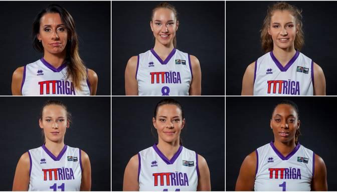 "FOTO: nobalso par seksīgāko ""TTT Rīga"" basketbolisti"