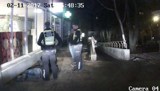 Policija aiztur 15 gadus vecu meiteni 2,46 promiļu reibumā