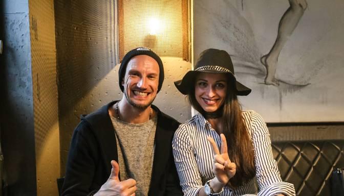 EKSKLUZĪVI: šarmantā TV6 februāra meitene Simona intervē moto frīstaila meistaru Mārtiņu Aleksandroviču