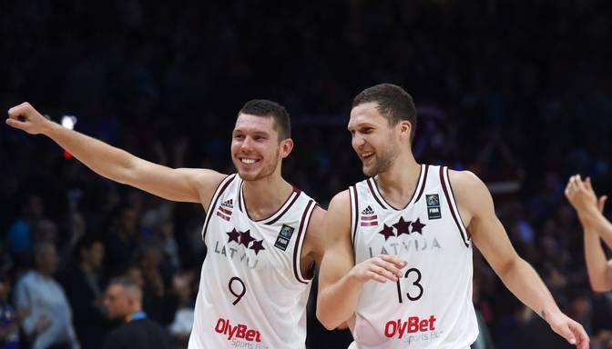 Noskaidroti Latvijas basketbola izlases pretinieki PK kvalifikācijas turnīrā