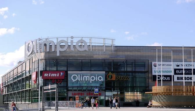 """Tirdzniecības centrs """"Olimpia"""" valstī noteikto ierobežojumu dēļ slēgtos veikalus atbrīvojis no nomas maksas"""