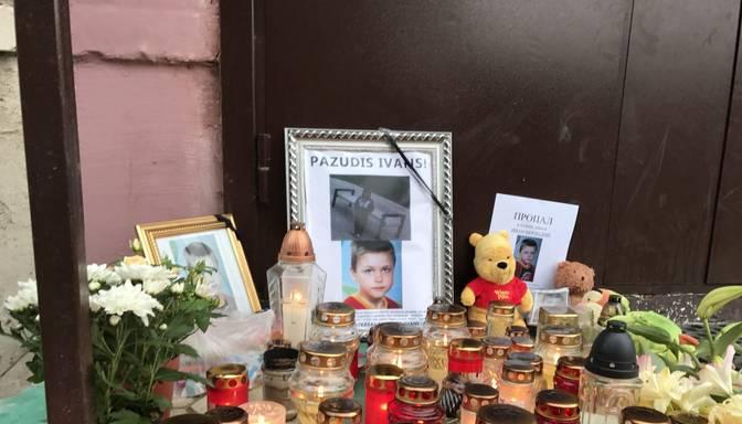 Izbeidz pēdējo no kriminālprocesiem par Liepājā pazudušo un nosalušo piecgadnieku