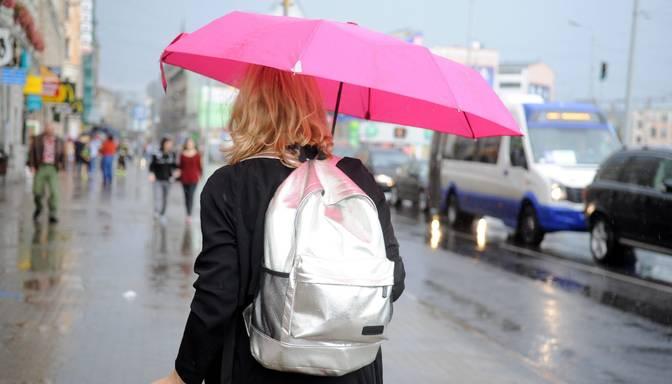 Lietus gaidāms arī augusta pēdējās dienās